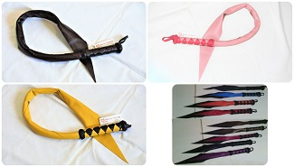 Leather Dragon Tails